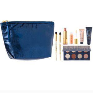 Ulta 8-piece Navy Makeup Bag